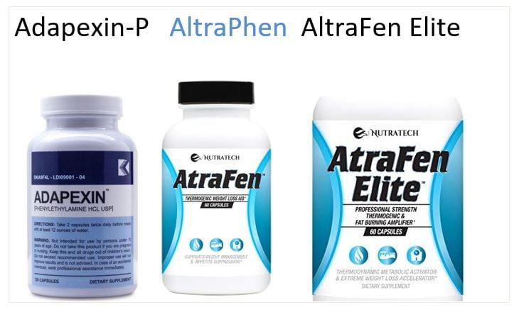 AtraFen Elite previously known as Adapexin-P