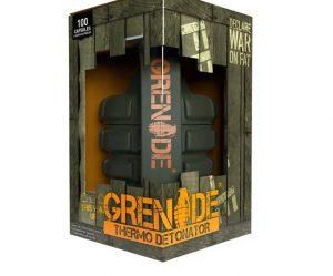 Grenade thero detonator